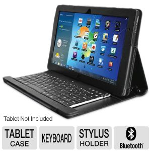 Adesso Compagno 3S Bluetooth Keyboard and Case
