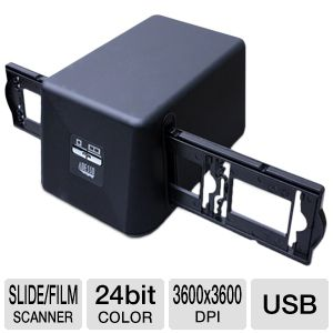 Adesso EZScan 1000 Film &amp; Slide Scanner