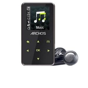 Archos 15 501516 Vision 4GB MP3/MP4 Player