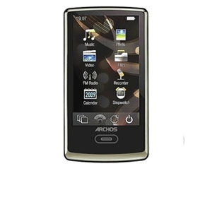 Archos 501547 3 CAMvision MP4 Player