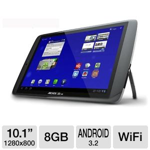 "Archos 101 G9 10.1"" Android Internet Tablet"