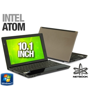 Averatec N1231FE1E-1 Netbook