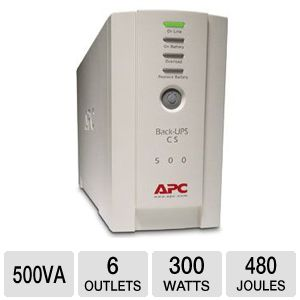 APC / BK 500 / UPS