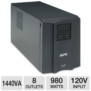 APC SMT1500 1500AV LCD Smart-UPS