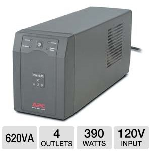 APC 620VA  UPS