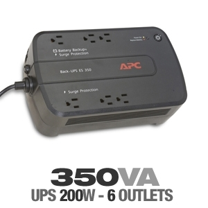 APC� Back-UPS� ES Series Battery Backup