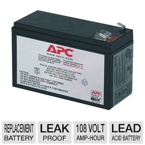 APC RBC17 Battery Cartridge #17