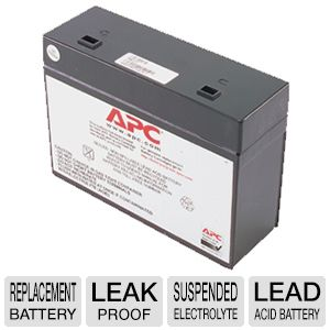 APC RBC21 Battery Cartridge #21