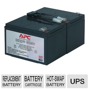 APC RBC6 Battery Cartridge #6