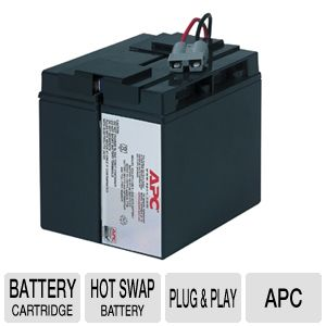 APC RBC7 Battery Cartridge #7