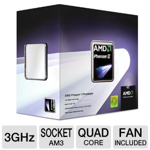 AMD Phenom II X4 945 Quad Core Processor