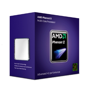 AMD Phenom II X6 1055T 2.80GHz Six Core Processor