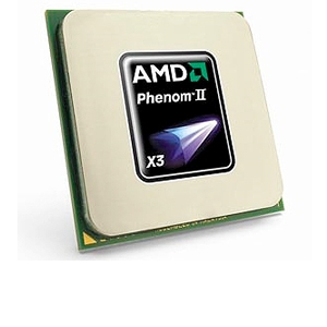 AMD Phenom II X3 705e 2.50 GHz Tiple Core OEM CPU