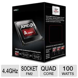 AMD A-Series A10-6800K Accelerated Processor