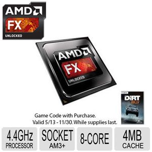 AMD FX-9370 Eight Core Processor - FD9370FHHKWOF