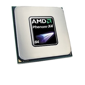 AMD Phenom X4 9850 2.50GHz Quad Core OEM Processor