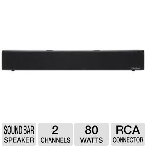 Audiosource 2.2 Speaker System Soundbar