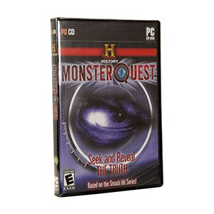 History Channel's Monster Quest PC Game