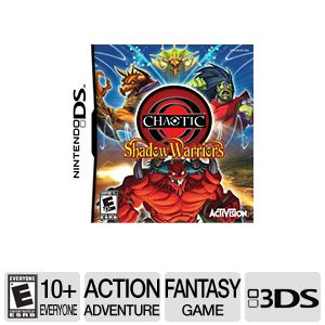 Chaotic: Shadow Warriors for Nintendo DS