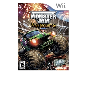 Monster Jam: Path of Destruction for Nintendo Wii