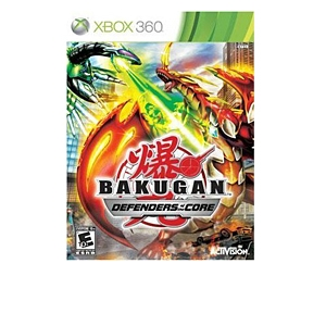 Bakugan: Defenders of the Core for Xbox 360