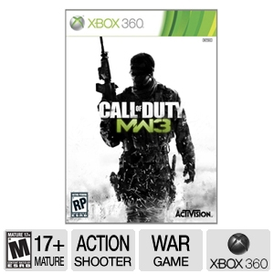 Activision Call of Duty: Modern Warfare 3  Bundle