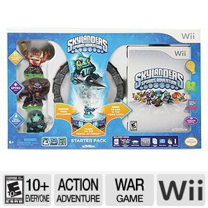 Skylanders Spyro Adventure Wii Starter Kit