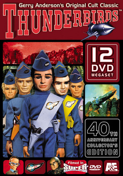 Thunderbirds: 40th Anniversary Collector's Edition