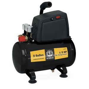Steele Air Compressor