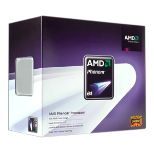 AMD Phenom 9500 2.20GHz Retail