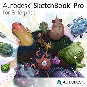 Autodesk SketchBook Pro for Enterprise 2015