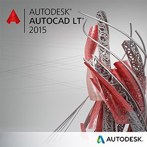 Autodesk AutoCAD LT 2015 Commercial License