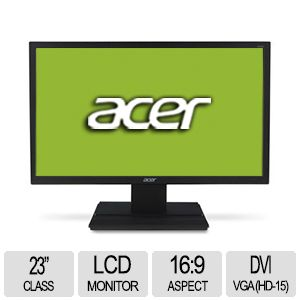 "Acer V236HL 23"" Full HD LED Monitor"