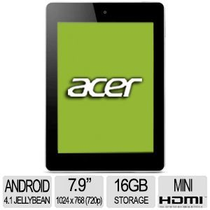 Acer Iconia A1-810-L497 Tablet