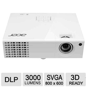 Acer P1173 SVGA (800x600) Projector