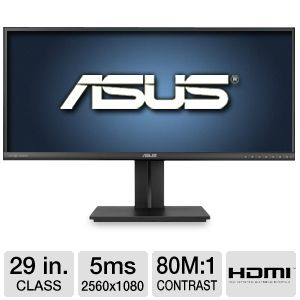 "Asus 29"" Class Utlra-Wide AH-IPS Panoramic Monitor"