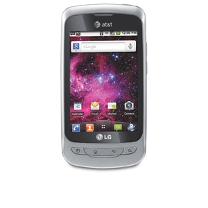 AT&T LG Thrive Locked Cell Phone