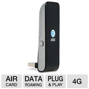 AT&T USB Force 4G -  Aircard / Mobile Broadband
