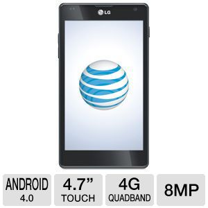 LG Optimus G Android 4.0 OS Cellphone