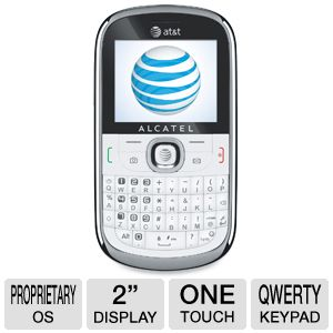 Alcatel One Touch 871A Pre-Paid Cellphone