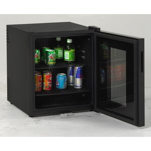 AVANTI BLACK 1.7CF BEVERAGE COOLER DELUXE