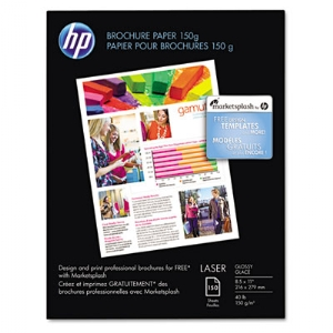 HP Color Laser Glossy Brochure Paper