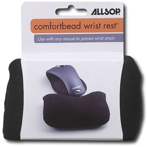Allsop Comfort Beads Ergonomic Wrist Rest