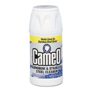Cameo Aluminum and Stainless Steel Clean