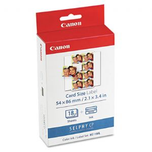 Canon� 7740A001 Ink & Label Set
