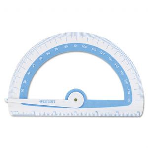 PROTRACTOR,SOFT TOUCH,AST