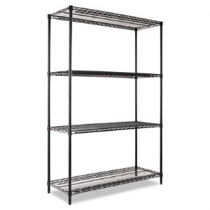 Alera� Wire Shelving Starter Kit