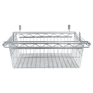 Alera� Wire Shelving Sliding Wire Basket