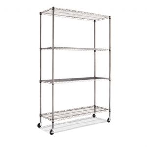 SHELVING,WIRE,48X18,BA