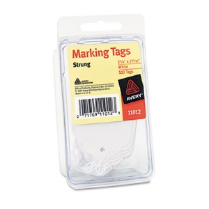 TAG,#33C MARKNG,100PK,WHT
